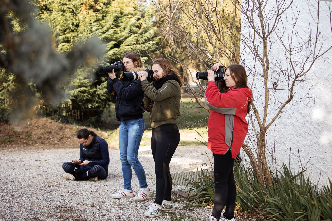 Rencontre photo, photographes ensemble - Faustine Gauchet